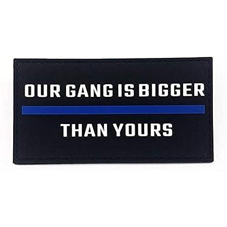 Polizeimemesshop Lve Cps Pvc Patch Auto