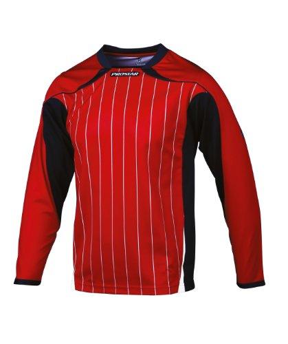 """Prostar Unisex Modena - Camiseta, tamaño 46-48"""", Color Rojo/Negro/Blanco"""