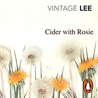 Cider with Rosie audiobook cover art