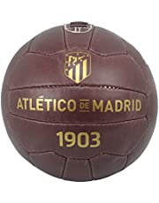 ATM ENTERPRISES Balón Histórico Retro Atlético de Madrid