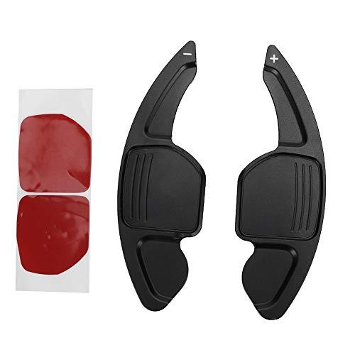Volante Shift Paddle - 2 pz Volante Shift Shift Paddle Shifter Black Fit For a3 a4l a5 a6 a7 a8 s5