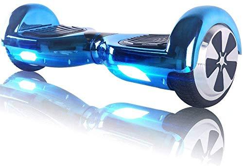 Windgoo Hoverboard, 6.5' Self Balancing Scooter (Chromblau)