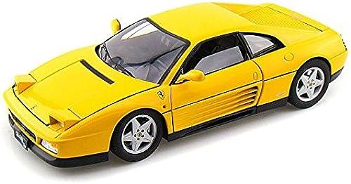 1989 Ferrari 348 tb Elite Edition 1 18 Gelb