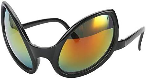 Alien eye glasses