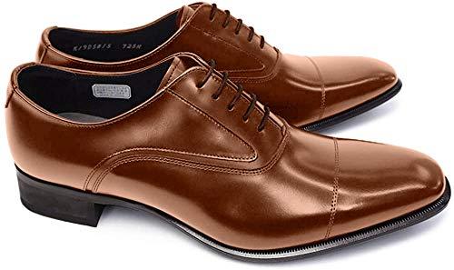 [リーガル] メンズ 靴 ストレートチップ ビジネスシューズ AL 725R ブラウン 26.0cm