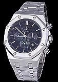 WAVFCSE Luxury Brand Automatic Mechanische Herrenuhr Saphirglas Rose Gold Limited Sport Schwarz Blau Grau Saphirglas Uhren AAA + -