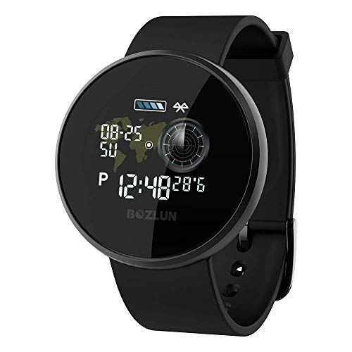 B36M IP68 Waterproof Smart Watc, Heart Rate Monitor GPS Sport Fitness Tracker Fitness Tracker for Android IOS