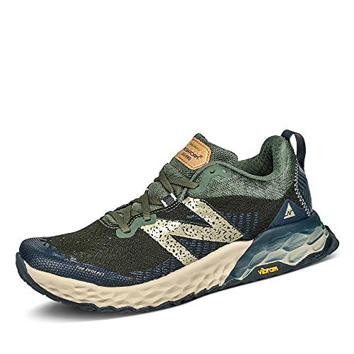 New Balance MTHIERB6_45, Zapatillas de Running Hombre, Verde, EU