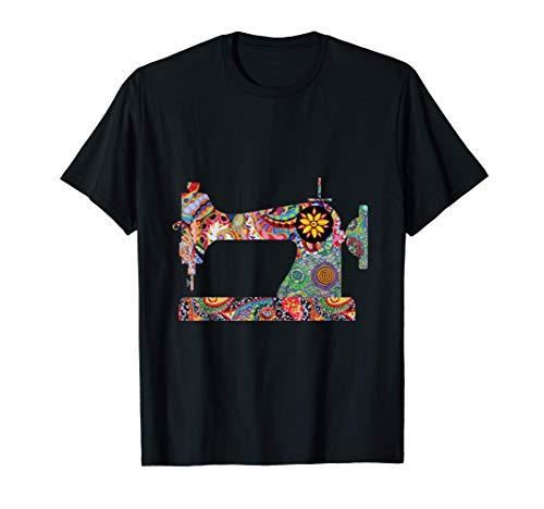 Jersey de costura Jersey de acolchado Camiseta