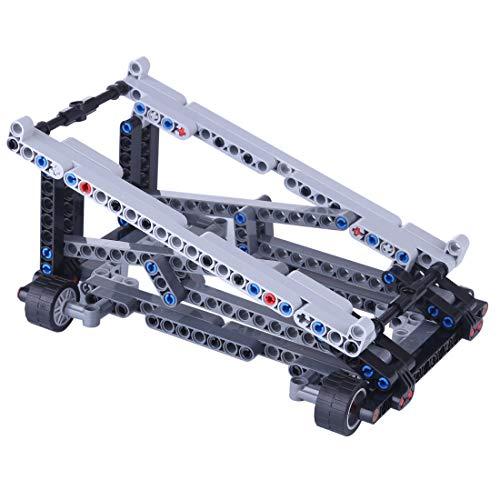 PARIO Display Stand Soporte para Lamborghini Sián FKP 37, Compatible con Lego 42115, Lego 42056, Lego 42083, Lego 42096