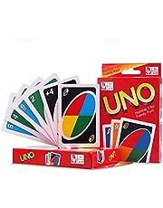 UNO Jeu de Cartes - 2 à 10 Joueurs - 7 Ans et + Jeu de Société et de Cartes