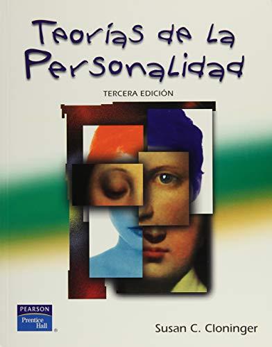 Teorias de la Personalidad (Universitario) (Spanish Edition)