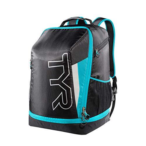 TYR Apex: Mochila bolsa de triatlón  Unisex   Negro Azul