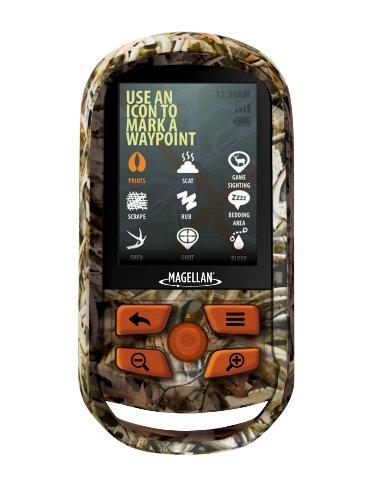 Magellan eXplorist 350H Knife Bundle Handheld GPS