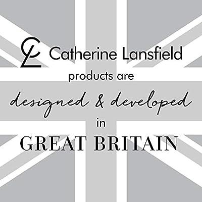Catherine Lansfield Sequin Cluster Double Duvet Set Duck egg
