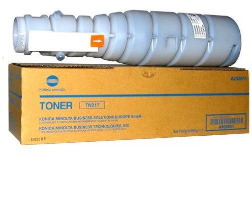 Konica-Minolta A202051 - Tóner para Bizhub 223/283, 17500 páginas, Negro