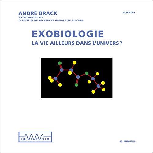 Couverture de Exobiologie