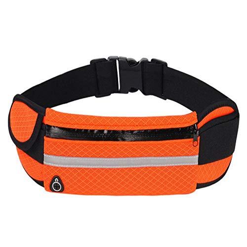 yuge Multi-funcional deportes al aire libre portátil transpirable fitness sigilo caminadora cintura bolsillo