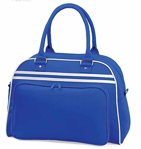 BagBase , Damen Bowlingtasche Blau BLEU ROI