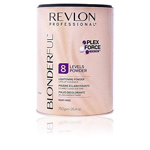 Revlon Blonderful 8 Lightening Powder Tratamiento Capilar - 750 gr
