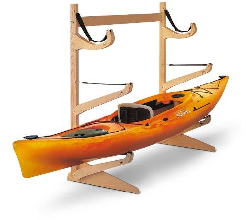 Talic Owasco 3 Boat Freestanding Kayak Storage Rack Buy Online In Fiji At Desertcart