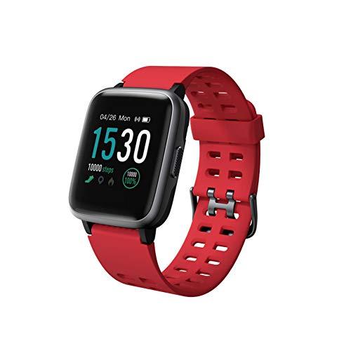 L-SLWI Smart Kleur Scherm Armband 1.3 Volledige Touch Hartslag Stappenteller Bloeddruk Bloed Zuurstof Ip68 Waterdichte Sport Horloge
