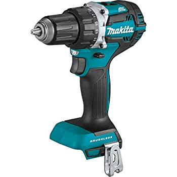 Makita XFD12Z 18V LXT Lithium-Ion Brushless Cordless 1/2  Driver-Drill Tool Only,