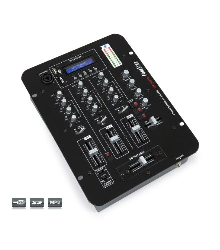 FONESTAR – Table de mixage professionnelle sm-1621u