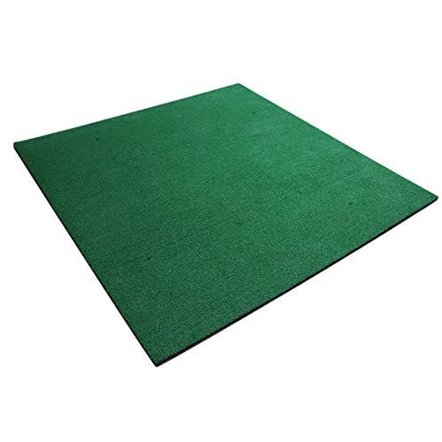 N \ A Golfübungs-Schlagmatte, Golfübungsausrüstung, perfekt für das Heimtraining im Garten oder drinnen mit einem Netz oder Simulator