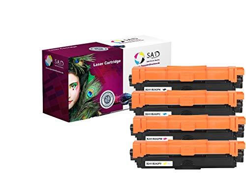 4er Pack SAD Premium Toner komp. zu...