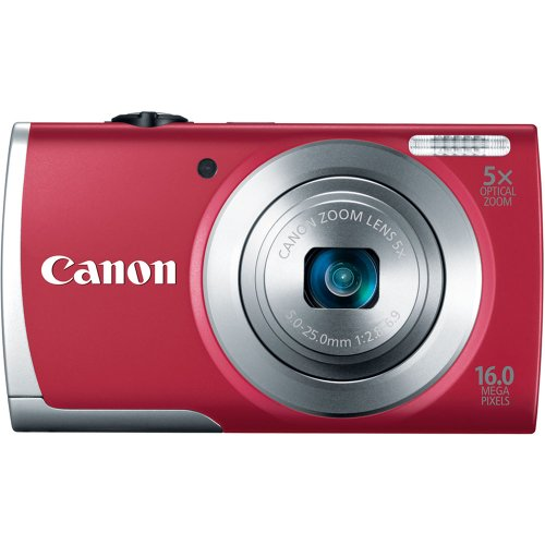 Review Of Canon PowerShot A2500 16MP Digital Camera with 5x Optical Image Stabilized Zoom with 2.7-I...