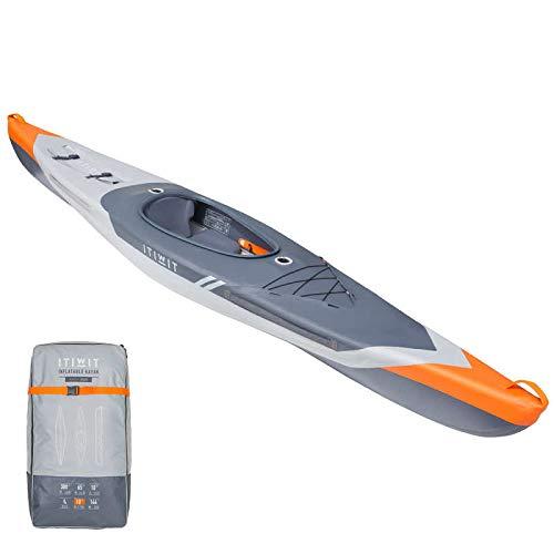 Kayak monoplaza hinchable Drop Stitch de alta presión Strengt X500