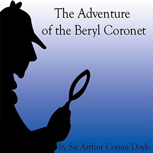 『The Adventure of the Beryl Coronet』のカバーアート