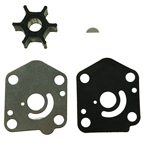 17400-93951 Water Pump Impeller Service Kit for Suzuki DF9.9/DF15/DT9.9/DT15