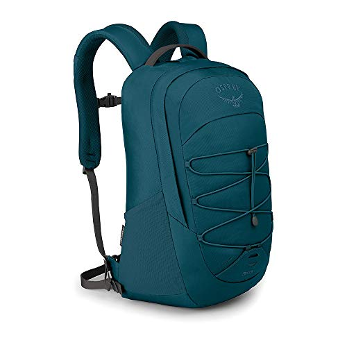 Osprey Axis 18  Unisex Everyday   Commute Pack: Ethel Blue