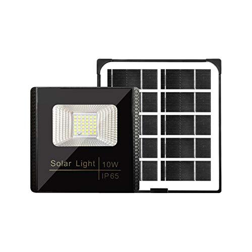 S-L Solar Luces 10W 35LED Solar Powered Light Spotlight IP65 Impermeable Lámpara al Aire Libre Security Yard Garden Lámparas de Pared Solar Night Lighting (Emitting Color : 1PC)