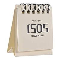 Luoyu 2021カレンダー、2021年の12か月の壁掛けカレンダー、壁掛けカレンダー2021、月間吊りカレンダープランナー2021、家庭またはオフィスの計画用のツインワイヤーバインディング