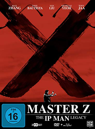 Master Z - The Ip Man Legacy Special Edition [Blu-ray] (exklusiv bei Amazon.de)