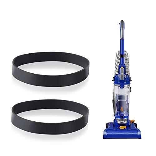 LANMU Replacement Vacuum Belt Compatible with Eureka PowerSpeed Lightweight, Fits Model NEU180, NEU180B, NEU180C, NEU182, NEU182A, NEU186, NEU188 & NEU188A, Replace Vacuum Part E0205 (Pack of 2)
