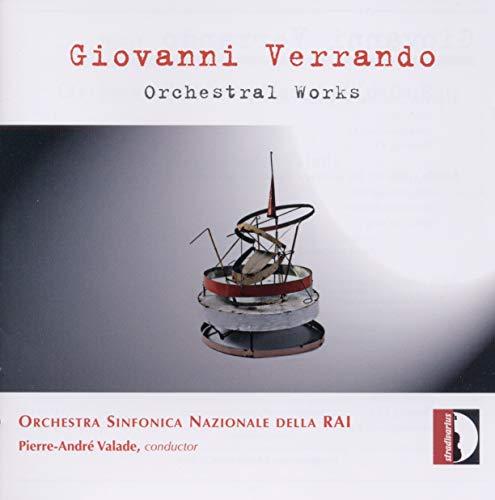 Verrando: Orchestral Works