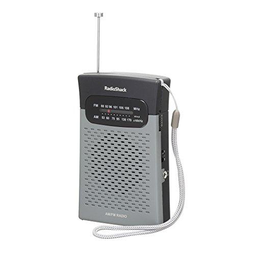 Analog AM/FM Pocket Radio