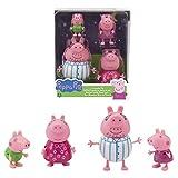 Giochi Preziosi Peppa Pig Set Famiglia Refresh, PPC75000...