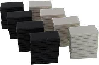 xUmp.com Streak Plates Class Pack - 40 White + 40 Black