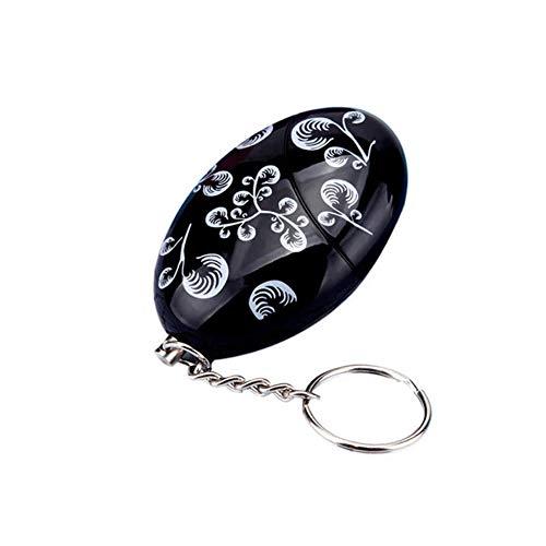 Alarma Personal port/átil Alarmas de Seguridad Personal con Linterna LED Ataque de Seguridad Alarmas para ni/ños de Las Mujeres y el Corredor de la Sombra Polic/ía Aprobado Alarma de p/ánico
