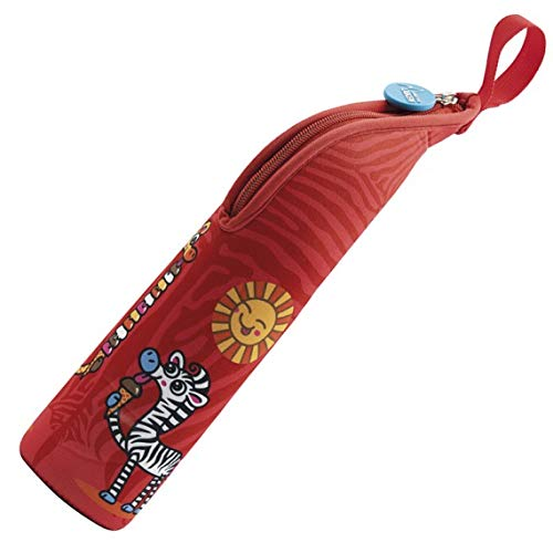 Laken Termo AC. Inoxidable 0,5 L. con Funda Neopreno Chupi, Juventud Unisex, Multicolor (Multicolor), Talla Única