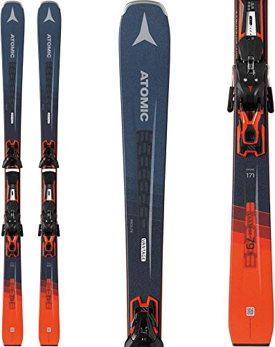 Atomic Vantage 79 Ti Ski System with FT 12 GW Bindings Mens