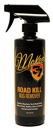 McKee's 37 MK37-100 Road Kill Bug Remover, 16 fl. oz.