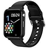 🌞 9 Years Replacement Warranty All Over India 🌞 Works Over Your Expectation: Smart watches- easy to connect to your smartphones and speaker phone works seemlessly.The voice of bluetooth smart watch and smartwatch android is clear and loud. Listen to ...