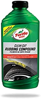 Turtle Wax T-415 Premium Grade Rubbing Compound - 18 oz.