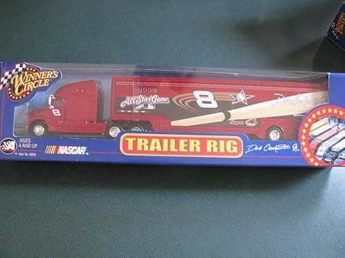 ventas en linea 2002 2002 2002 Dale Earnhardt Jr  8 All Star Game Hauler Trailer Transporter Semi Tractor Rig Truck 1 64 Scale Winners Circle by Winners Circle  Descuento del 70% barato